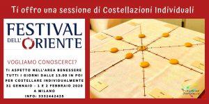 Festival dell'Oriente e sessioni individuali gratuite @ Festival dell'Oriente - Milano Fiera