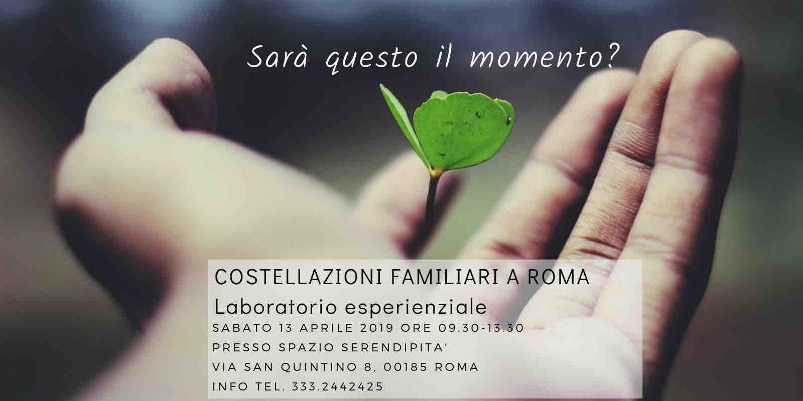 Incontro di Costellazioni Familiari a Roma