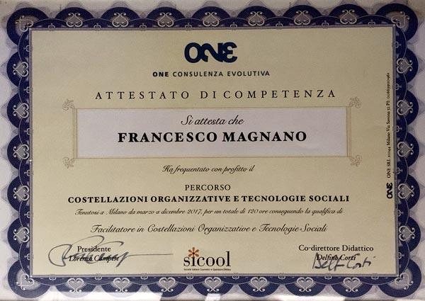 attestato-francesco-magnano-facilitatore-costellazioni-organizzative-tecnologie-sociali